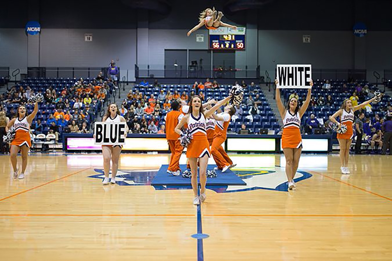Ut Tyler Dance And Cheer Video Tryouts University Of Texas At Tyler Athletics