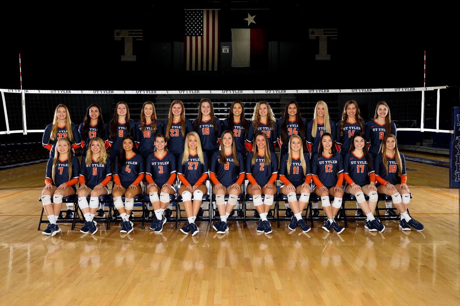 2019 Women S Volleyball Roster University Of Texas At Tyler Athletics